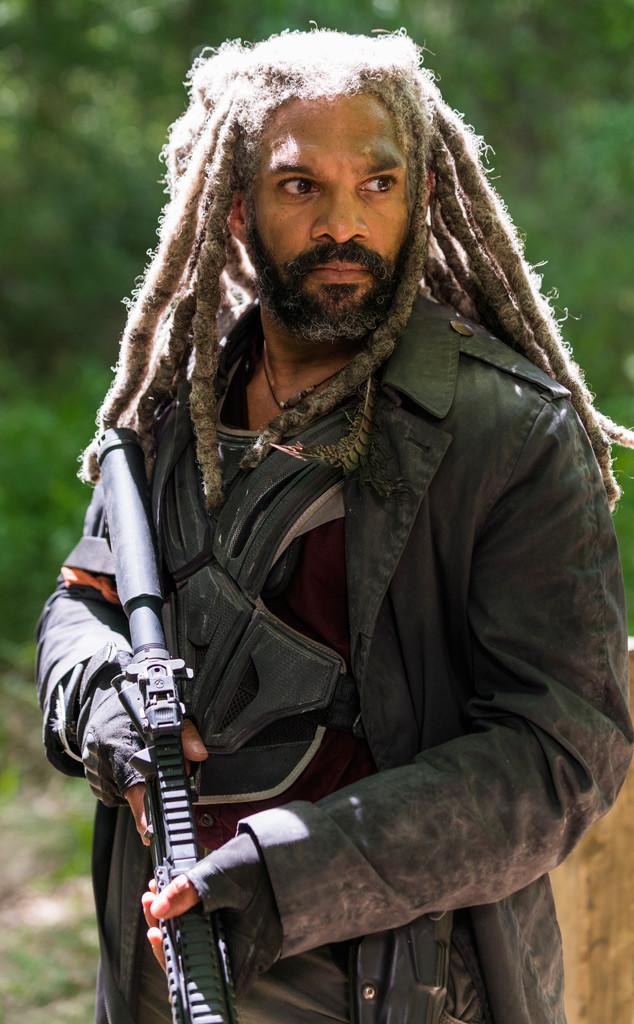 Khary Payton, The Walking Dead Season 8