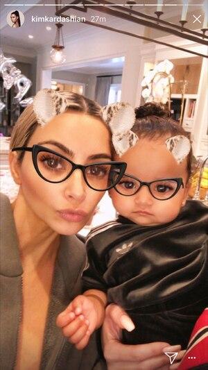 Dream Kardashian 1st Birthday