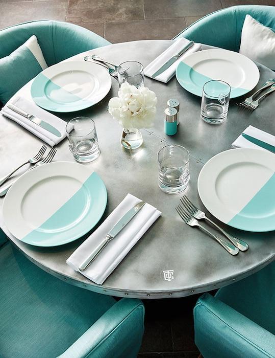 Tiffany & Co., Blue Box Cafe