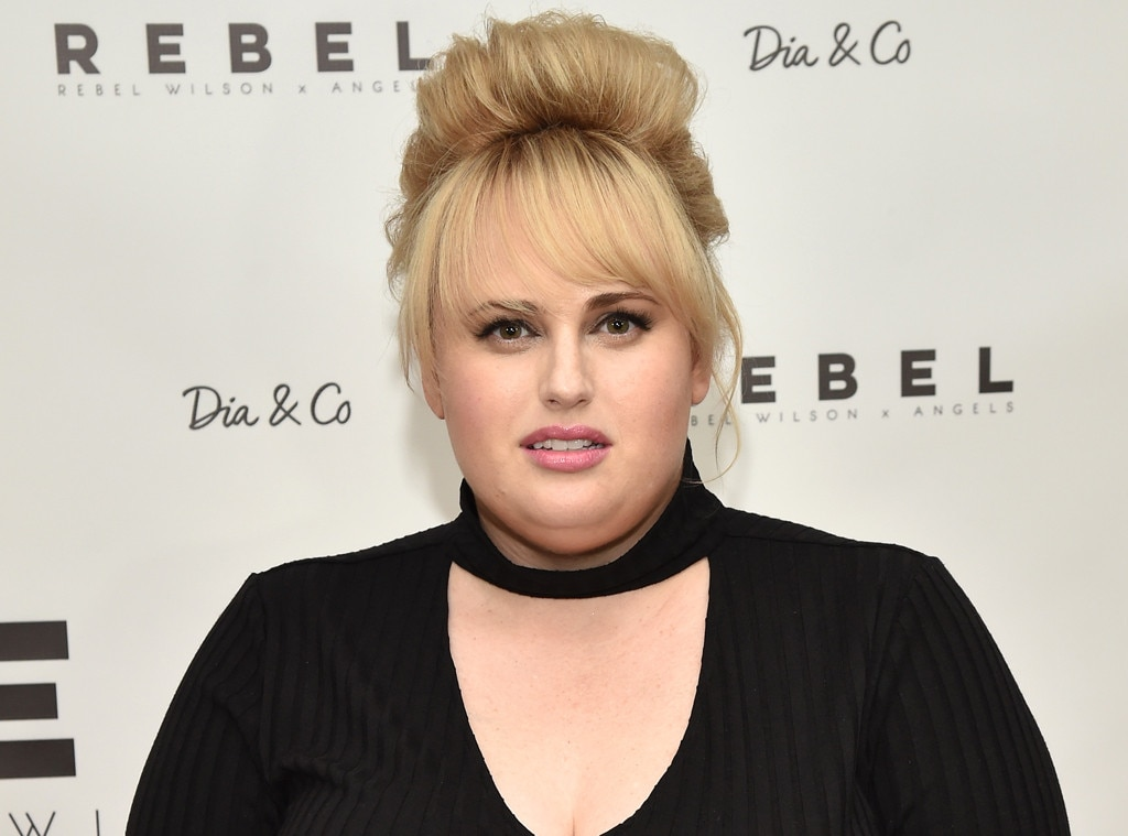 Rebel Wilson Claims She Was Sexually Harassed By 'Male Star In Power'