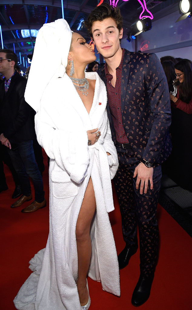Rita Ora, Shawn Mendes, MTV EMAs 2017