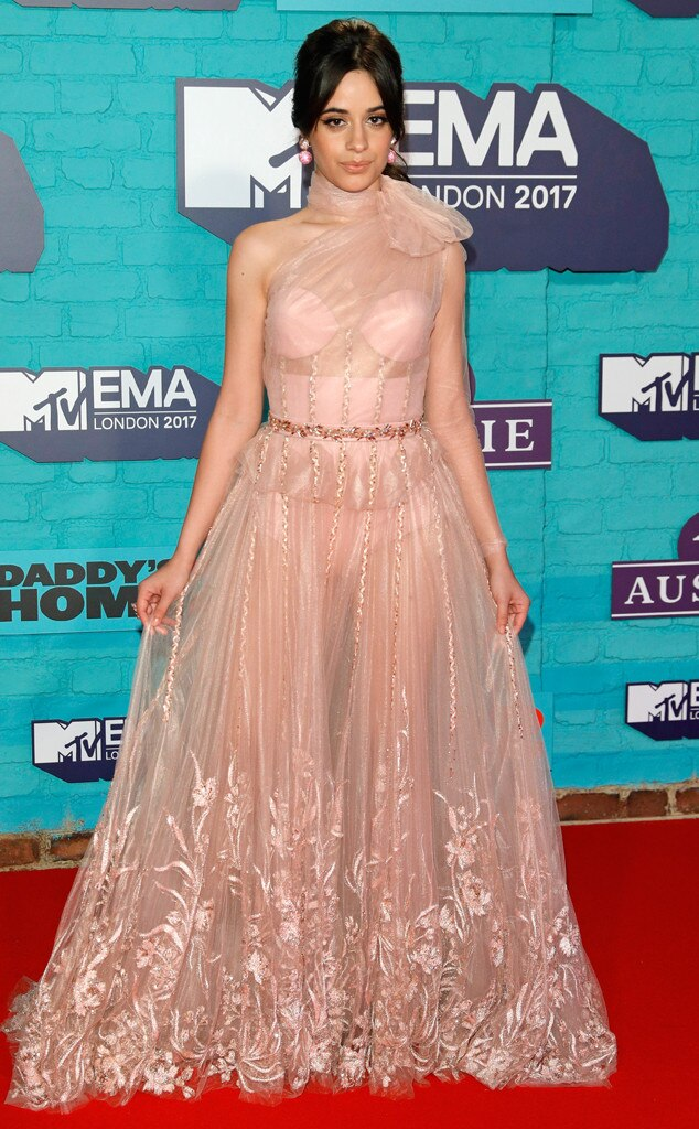 Camila Cabello, MTV EMAs 2017
