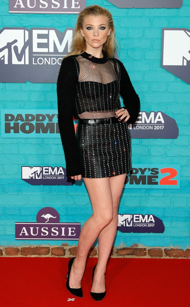 Natalie Dormer, MTV EMAs 2017