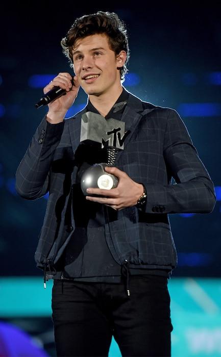 Shawn Mendes, MTV EMAs 2017