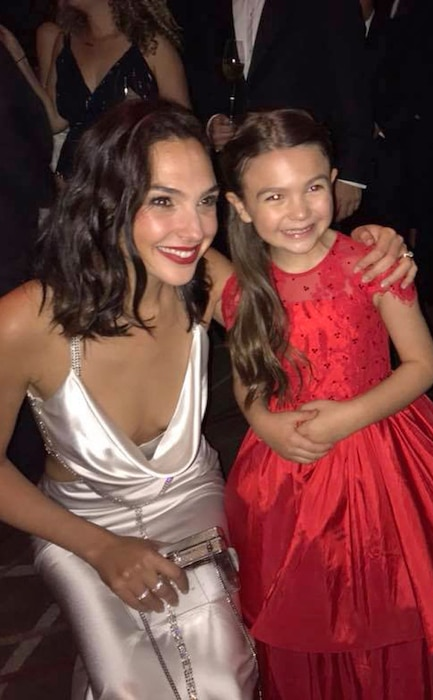 Gal Gadot, Brooklynn Prince, Governors Awards 2017