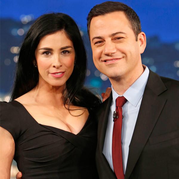 Sarah Silverman, Jimmy Kimmel