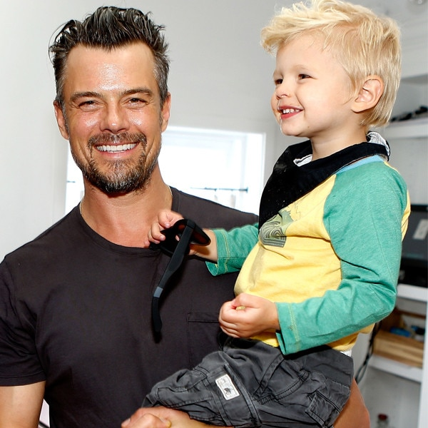 Josh Duhamel and Axl's Cutest Father/Son Moments