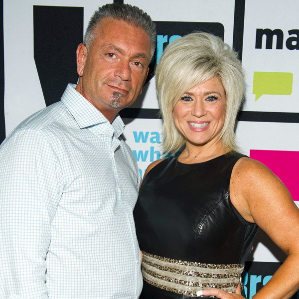 Theresa Caputo with husband Larry Caputo