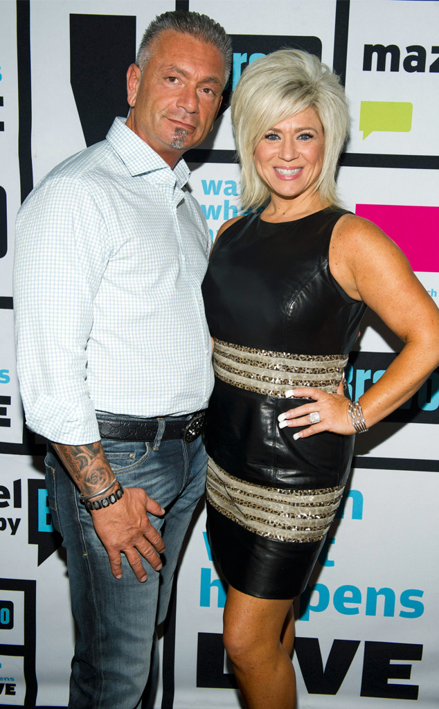 Larry Caputo, Theresa Caputo