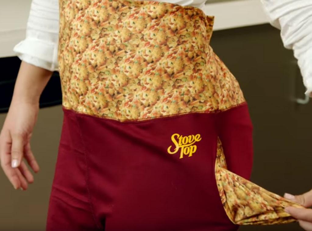 Stove Top Pants, Thanksgiving