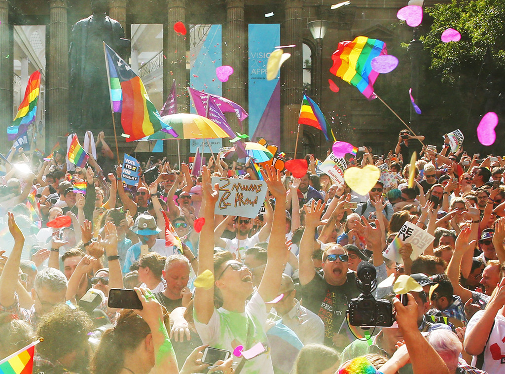 Australia, Melbourne, Same-Sex Marriage