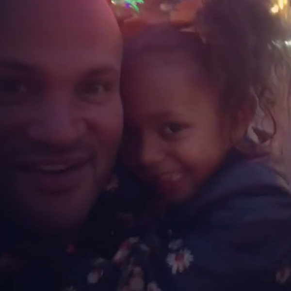 Stephen Belafonte Enjoys a ''Night Out'' With His Daughter for the First Time in Eight Months
