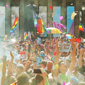 Australia, Melbourne, Same-Sex Marriage