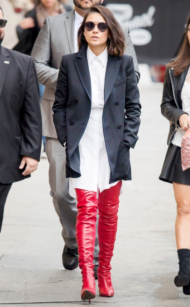 A Celebrity Guide To The Best Boots Amp Booties This Season