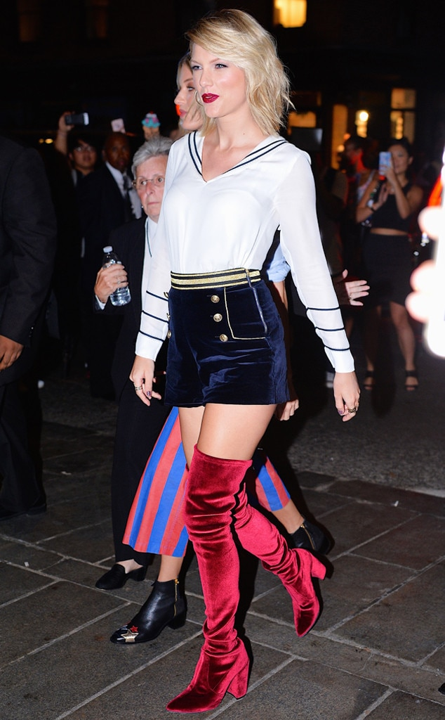 Taylor Swift From Winter Boots Celebrity Picks With