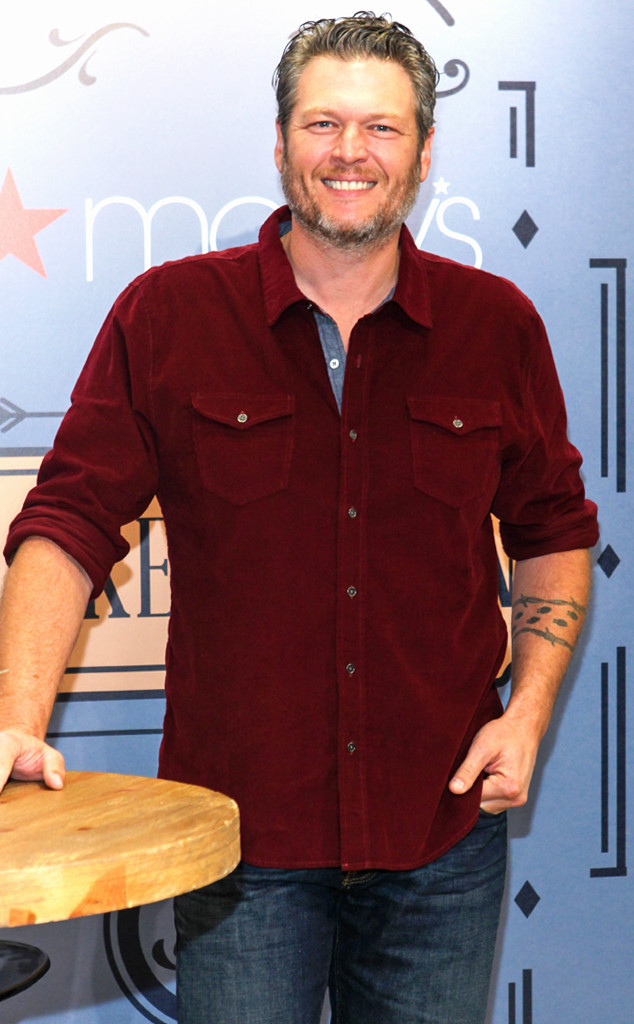 Blake Shelton Reads His Favorite Mean Posts About Sexiest ...
