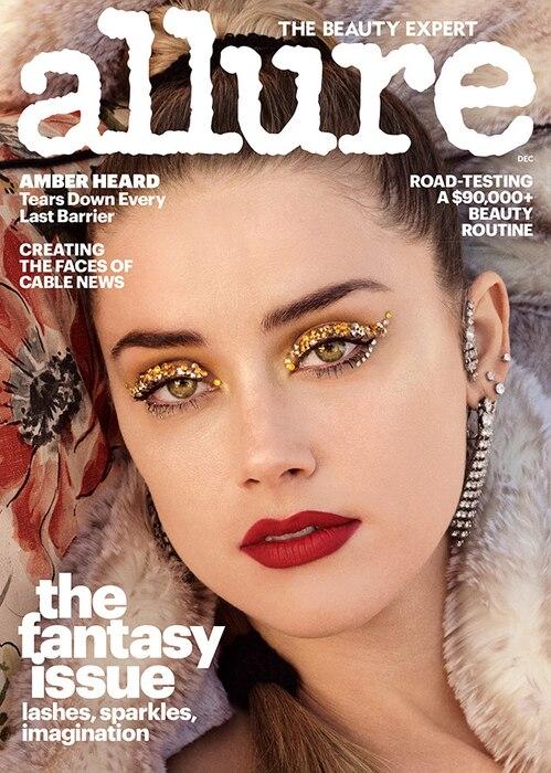Amber Heard, Allure