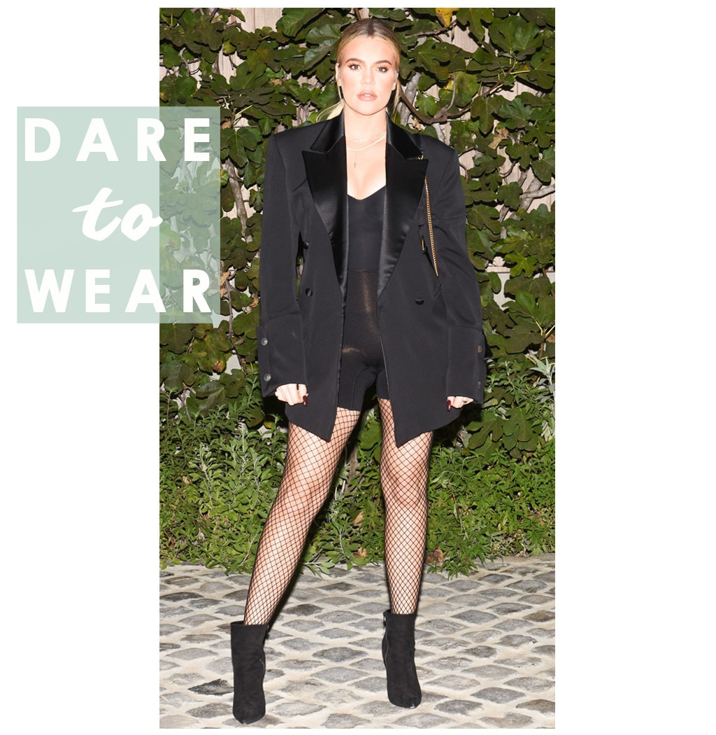 ESC: Dare to Weaar, Khloe Kardashian
