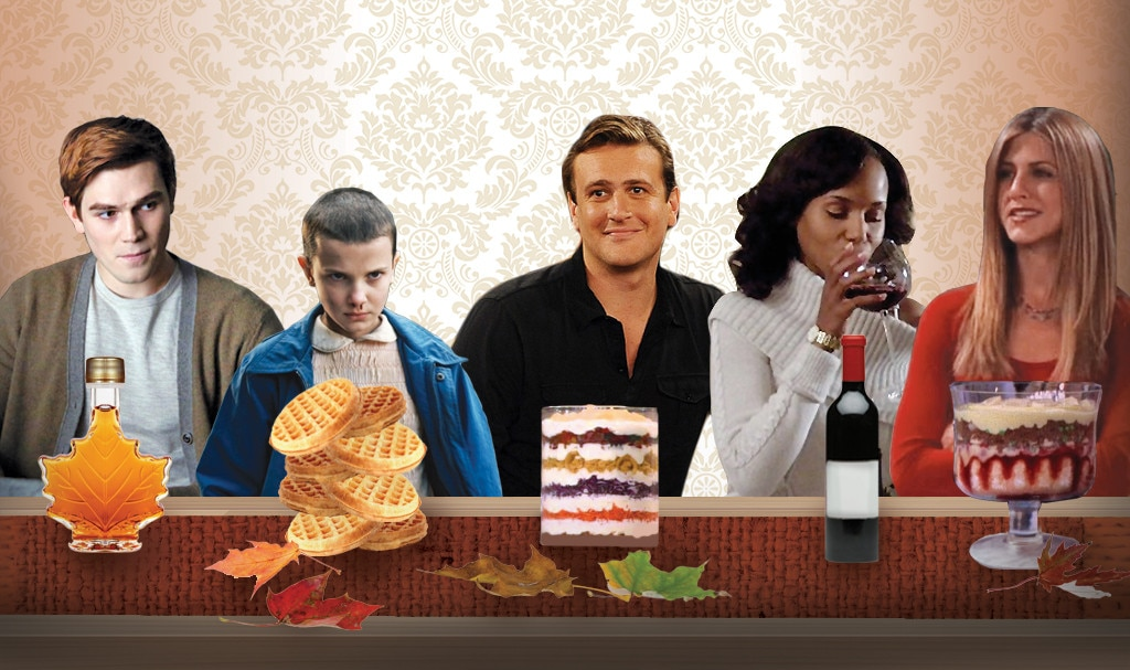 TV Character Thanksgiving