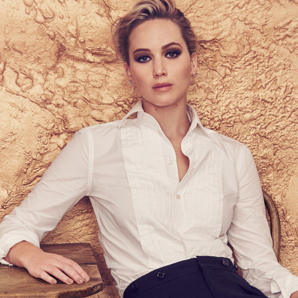 The Hollywood Reporter, Jennifer Lawrence