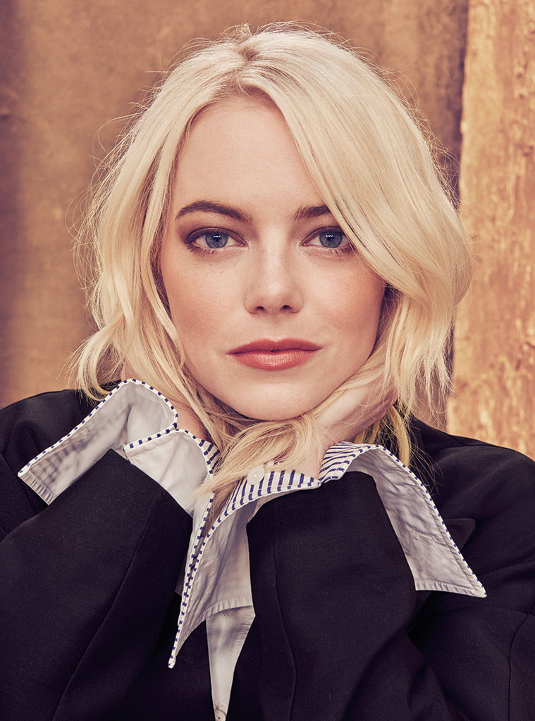 Emma Stone, The Hollywood Reporter