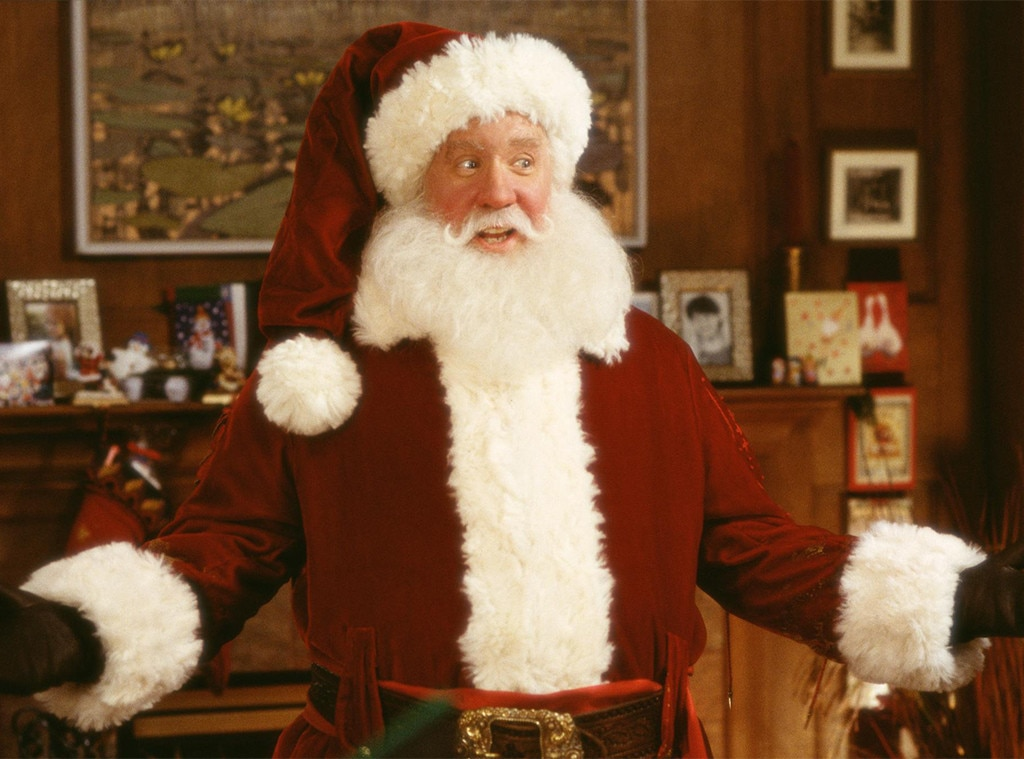 Tim Allen, The Santa Clause