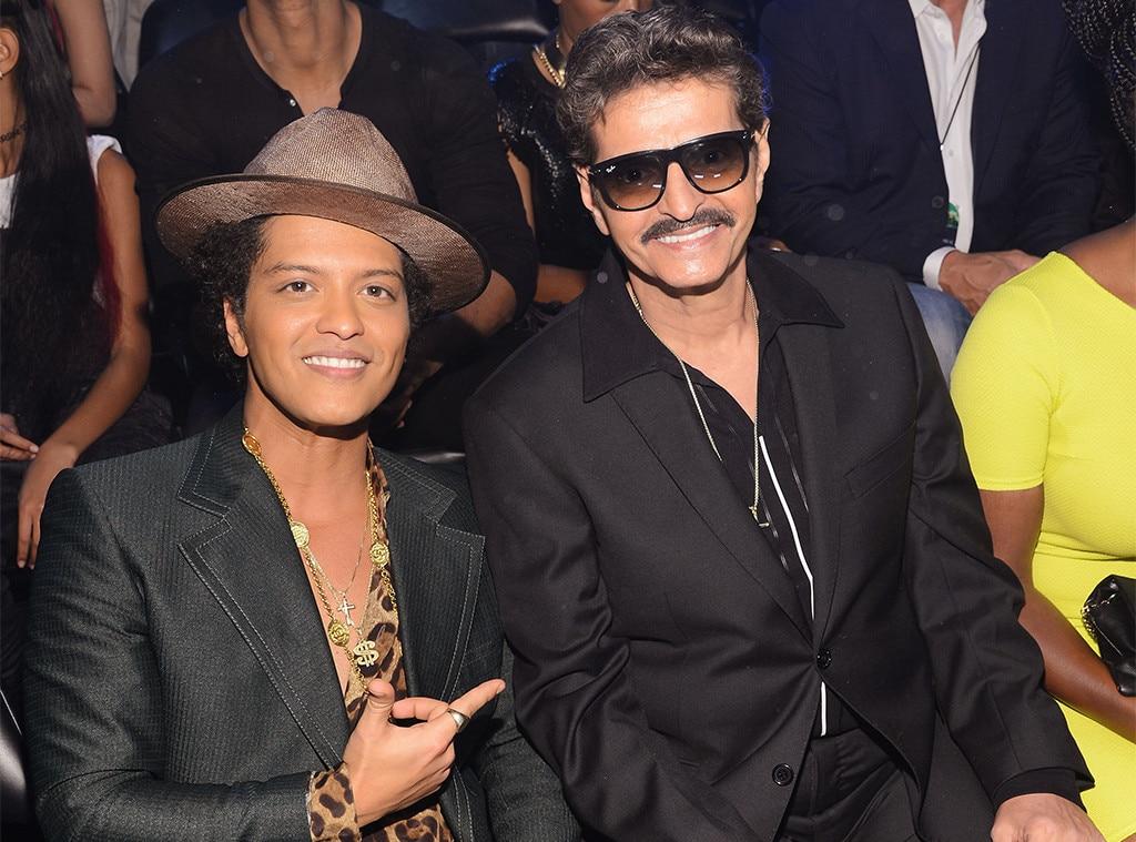 Bruno Mars, Father, Peter Hernandez