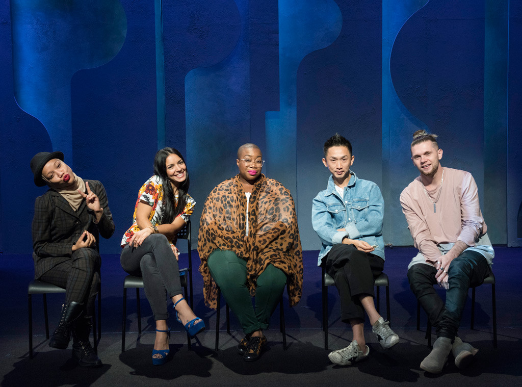 Project Runway Season 16 finalists