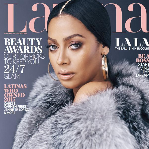 La La Anthony, Latina Magazine