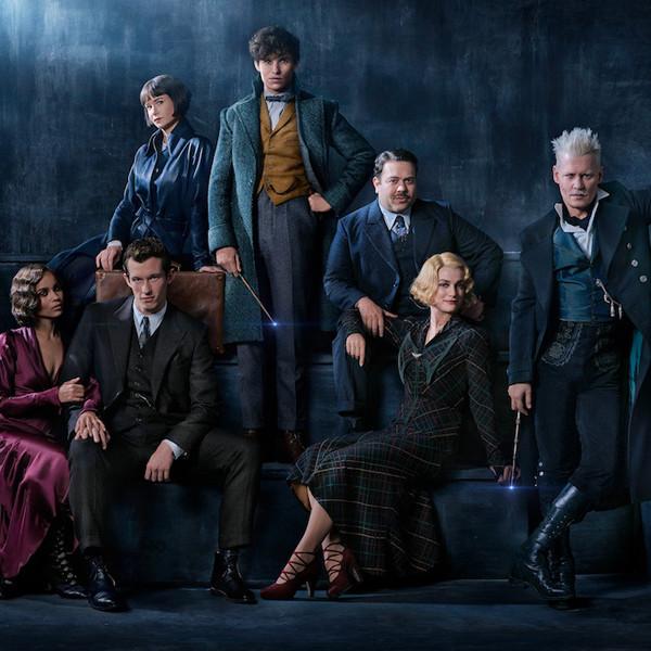 <i>Fantastic Beasts</i> Sequel Gets a Title: <i>The Crimes of Grindelwald</i>
