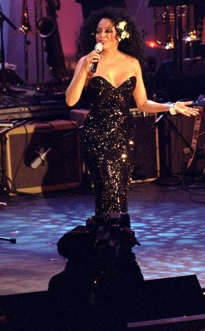 Diana Ross 39 Most Major Fashion Moments Ever E News