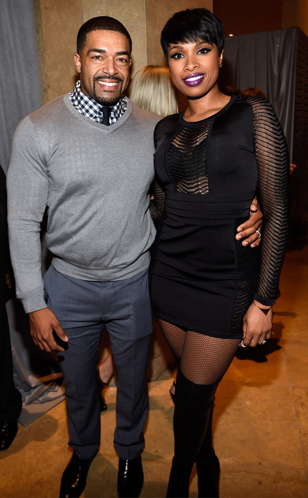 David Otunga, Jennifer Hudson