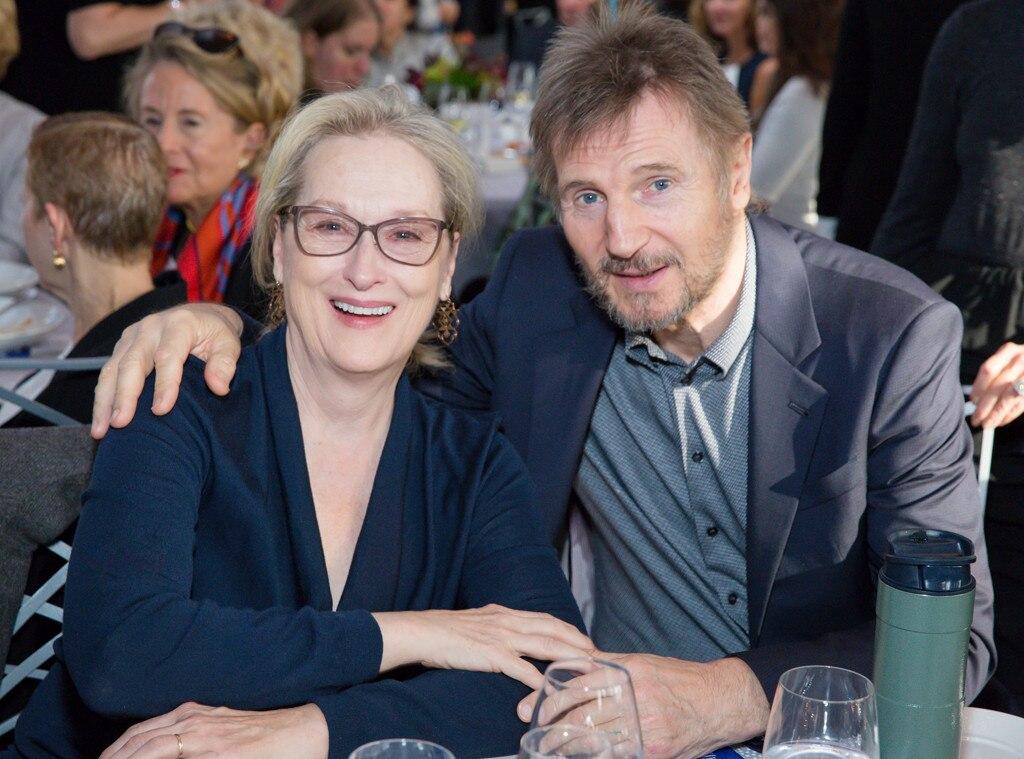 Meryl Streep, Liam Neeson