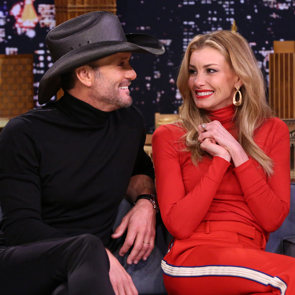 Tim McGraw, Faith Hill, The Tonight Show Starring Jimmy Fallon