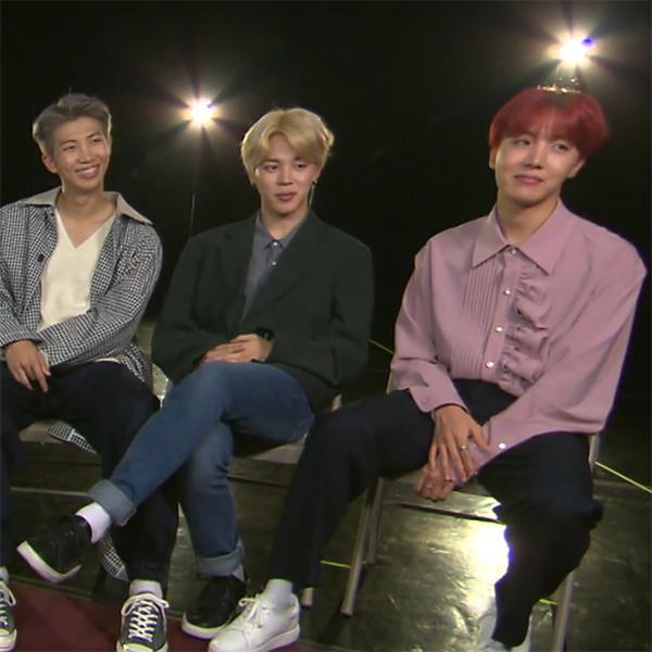BTS, E! News