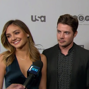 Josh Henderson, Christine Evangelista, The Arrangement