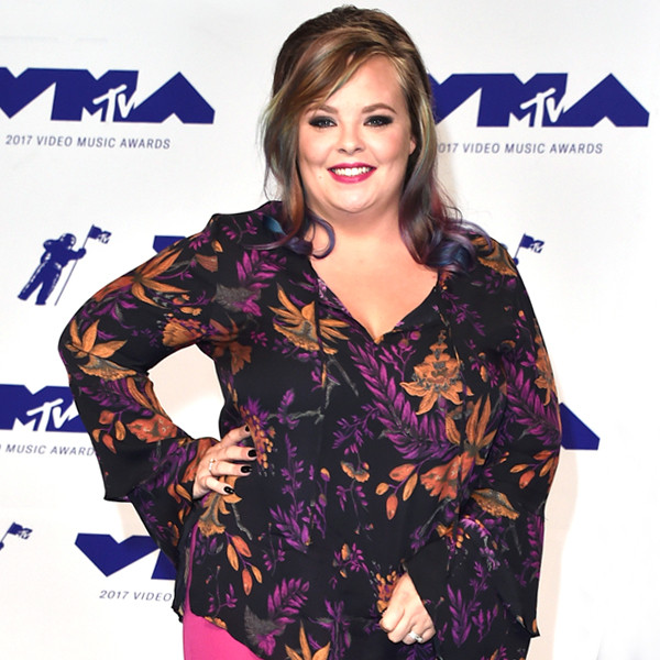 Catelynn Lowell, MTV Video Music Awards 2017