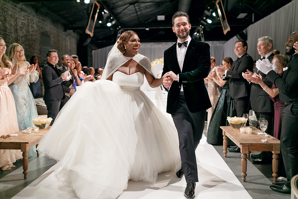 Just Married! From Serena Williams And Alexis Ohanian's. Budget Wedding Yorkshire. Sue My Wedding Planner. How To Plan Your Wedding Budget. My Wedding Basics.com. Inexpensive Thermography Wedding Invitations. Butterfly Wedding Cake Toppers. Wedding Packages Grand Palladium Jamaica. Jewish Wedding Family Guy