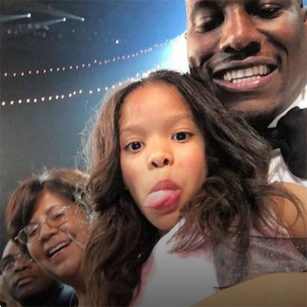 Tyrese Gibson, Daughter, Shayla