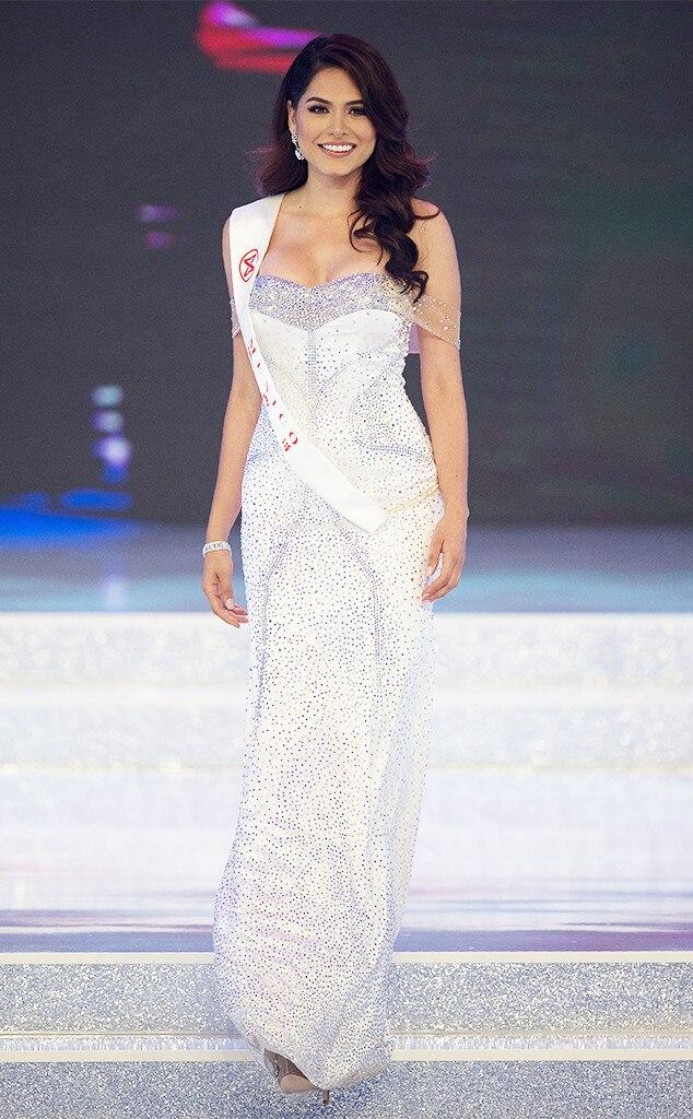 Miss World, 2017, Miss Mexico Alma Andrea Meza Carmona