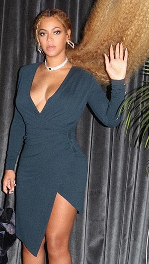 Beyonce, Outfit, Serena Williams Wedding