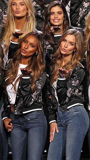 Victoria's Secret Fashion Show photocall