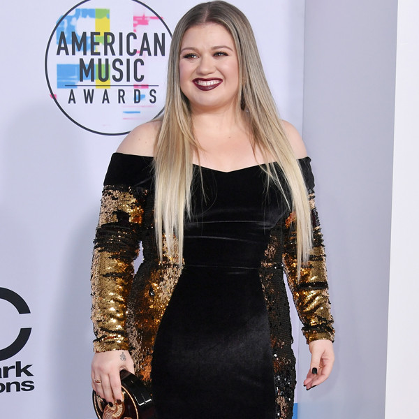 Kelly Clarkson, America Music Awards, 2017