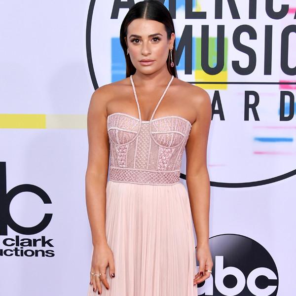 Lea Michele, America Music Awards, 2017
