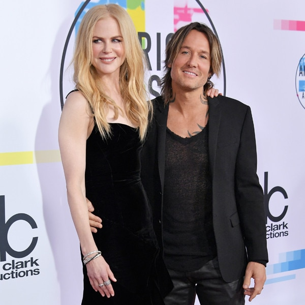 Keith Urban Overwhelmed With Triple American Music Awards Wins