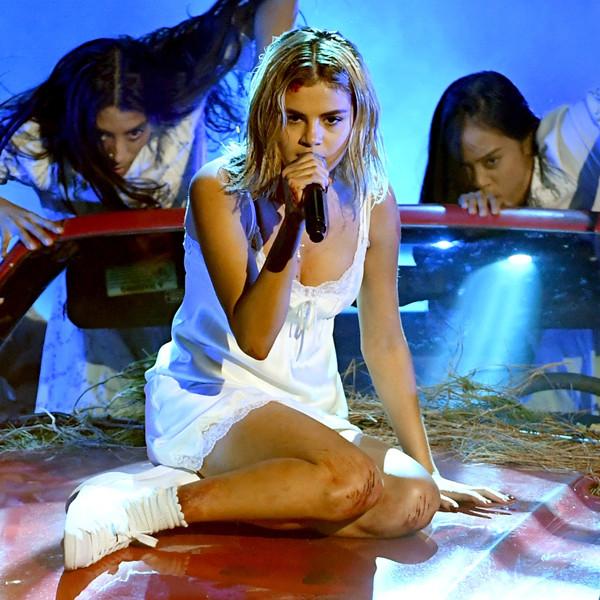 Selena Gomez, American Music Awards 2017, AMAs