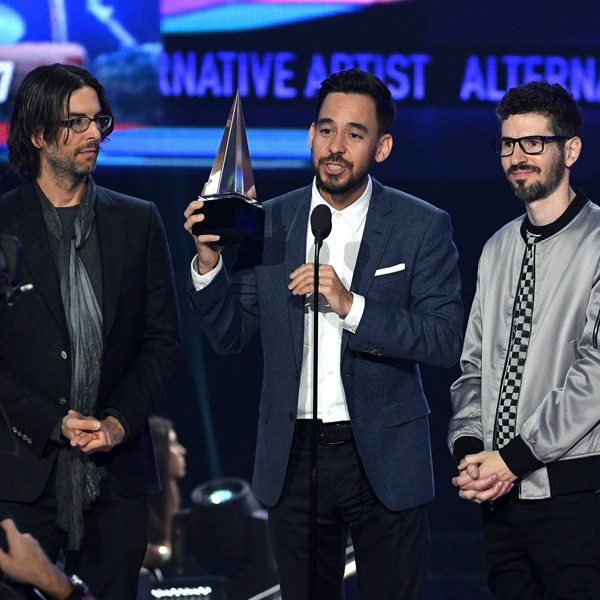 Linkin Park Dedicates 2017 American Music Awards Win to Chester Bennington: ''Make Him Proud''