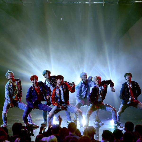 BTS, SHow, American Music Awards 2017, AMAs