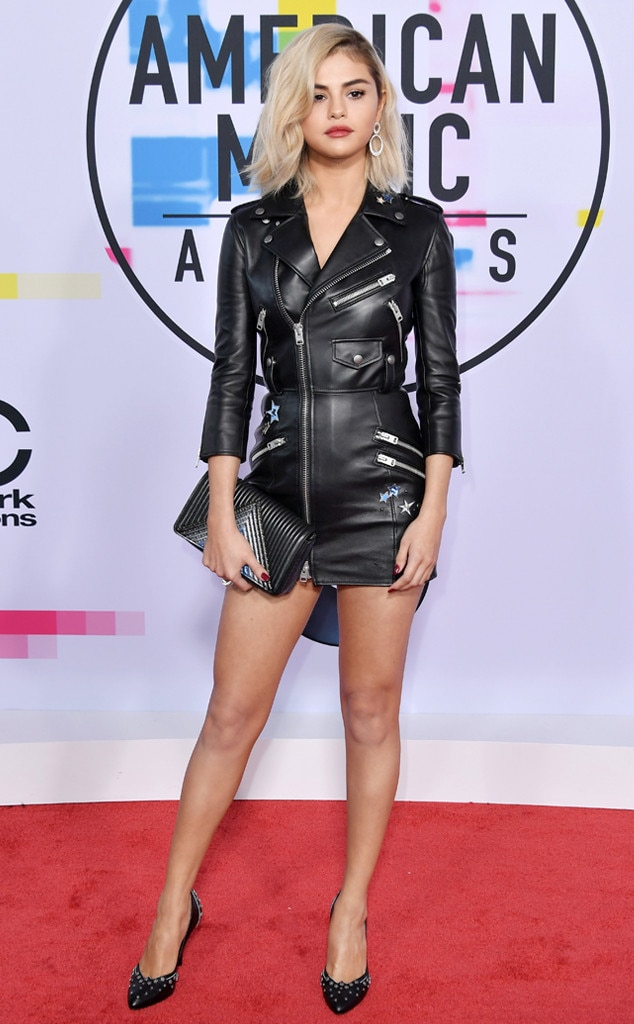 Selena Gomez, America Music Awards, 2017