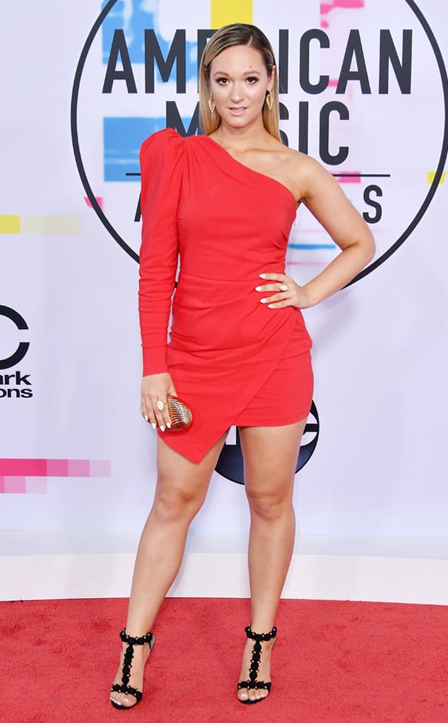Alisha Marie, America Music Awards, 2017